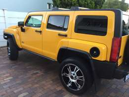 Hummer H3 to swop