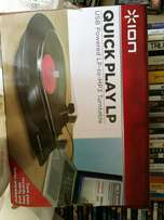 Record player for sale.