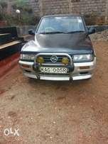 Musso 4×4 for sale