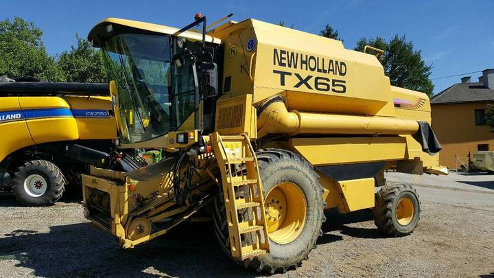 New Holland TX65 - 1997