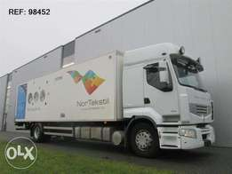 Renault Premium 380dxi 4x2 Box Euro 3 - To be Imported