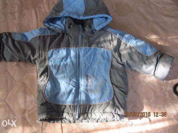 aec48c944e8c34 Куртка, курточка, Комбінезон зимовий для хлопчика Луцьк - зображення 2