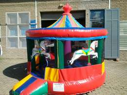 Jumping castle for hire R250