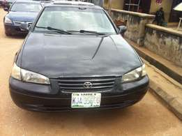 First Body registered Toyota Camry A.k.a Tinylite