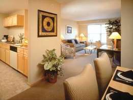Beautiful 2 bedroom apartment fully furnished