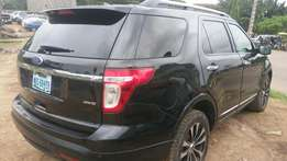 Ford Explorer2012 few month used very clean and sharp