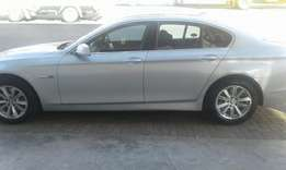 2012 bmw 520 dsg 5 series in a good condition.