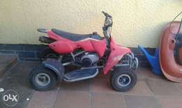 Quad bike \ Four Wheeler \ 49cc Bike for Kids