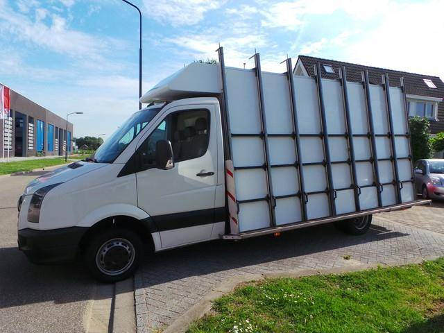 Crafter 35 2.5 TDI 136pk L3 Glasresteel airco - 2010