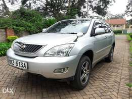 Toyota Harrier.. Quick sale!!