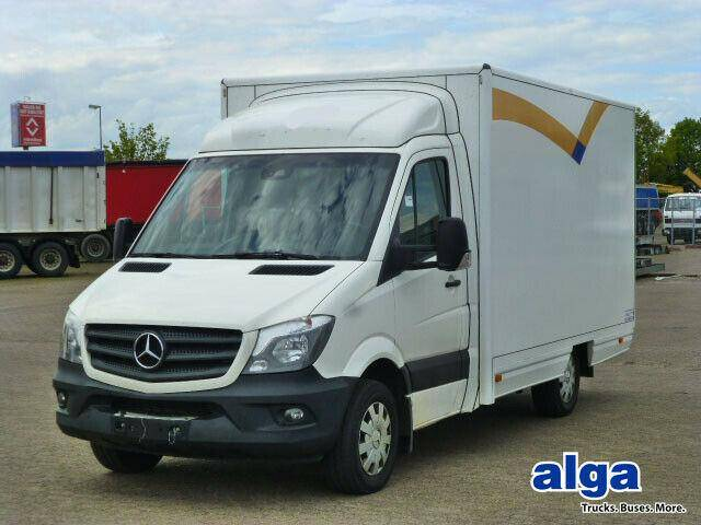 Mercedes-Benz 313 CDI Sprinter, 3,7 m. lang, isoliert! - 2016