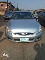 Registered Honda Accord(07)For Sale
