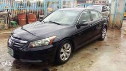 Clean registered Honda accord 2012 for sale