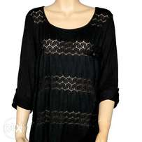 Maurices Black Top