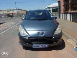 2007 peugeot 307 1.6 for sale at R55000