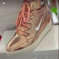 Sneakersy damskie śliczne HIT do kostki Nike AIR Bytów • OLX.pl