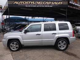 Autostyling Car Sales-East London-Bargian-08 Jeep Patriot 2.4L-R79995