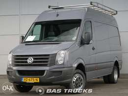 Volkswagen Crafter 50 - To be Imported