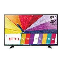 60 Inch UHD SMART LED LG TV with inbuilt Satellite receiver and card s