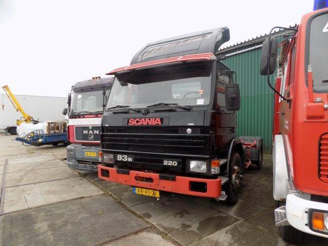 Scania P 93 M 4X2 AS 63115 E - 1993