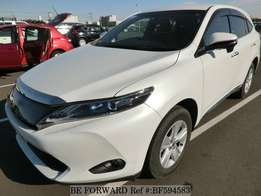 Toyota harrier 2016, very clean leather fully loaded, finance terms