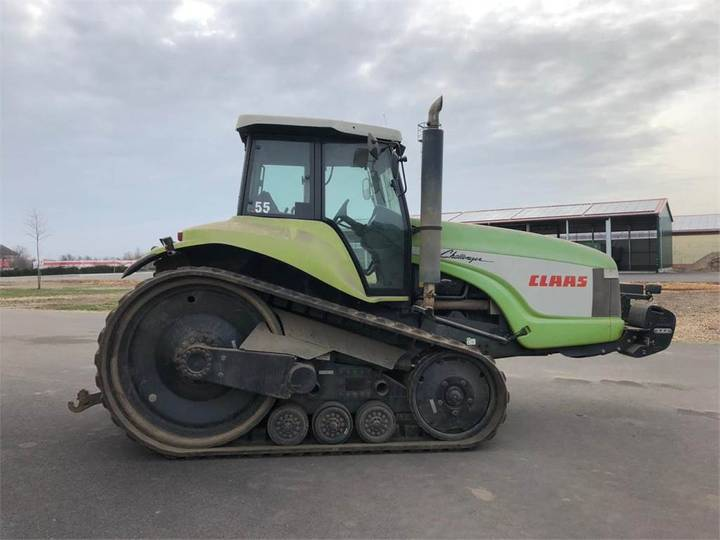 Claas Challenger Ch C 55 - 1998
