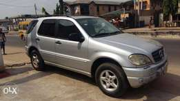 Mercedes-Benz Ml 320 03