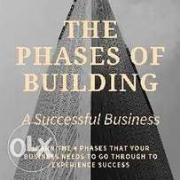 The Phases of Building a Successful Business