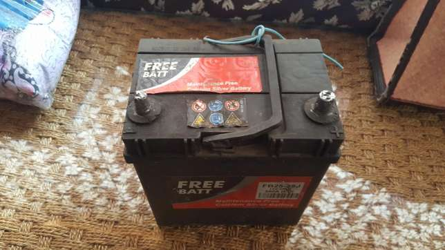 Used quick sale car battery Westlands - image 1