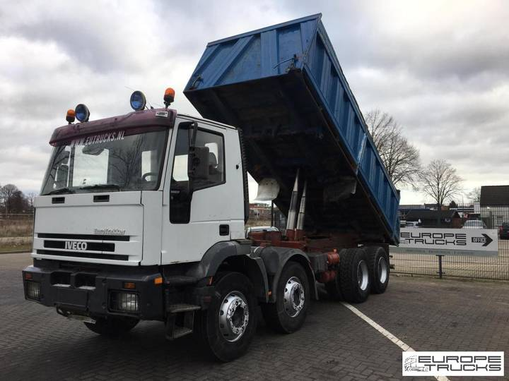 Iveco Eurotrakker MP340E37H Full Steel - Manual - Big axles - 1995