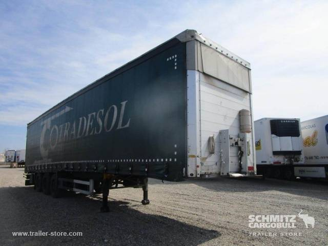 Schmitz Cargobull Semiremolque Lona Standard - 2006