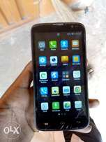 Infinix hot 1 x507 with crack