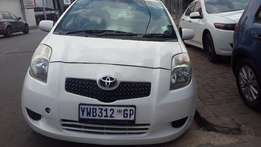 2008 Toyota Yaris T3t Available for Sale