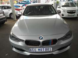 2012 BMW 316i f30 for sale R210000