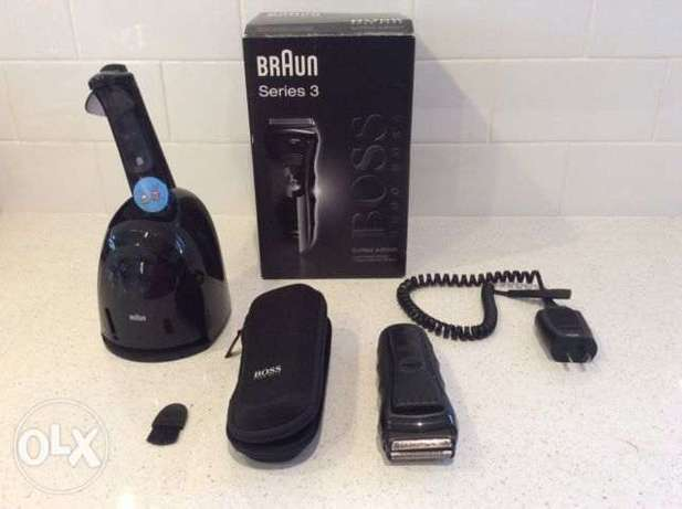 Braun Shaver Series 3 Limited Edition