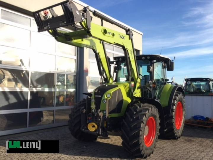 Claas arion 550 cmatic - 2015