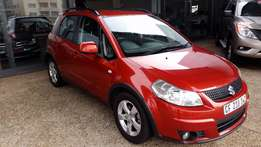 2010 Suzuki SX4 2.0 CVT Auto. Burnt Orange 146075Km Service History