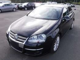 VW JETTA 2009 Leather Seats 2 Liter FSi