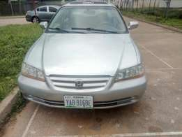 Fairly used Honda Accord