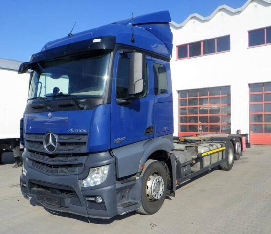 Mercedes-Benz 2542 LL BDF *EURO5* Retader - 2013