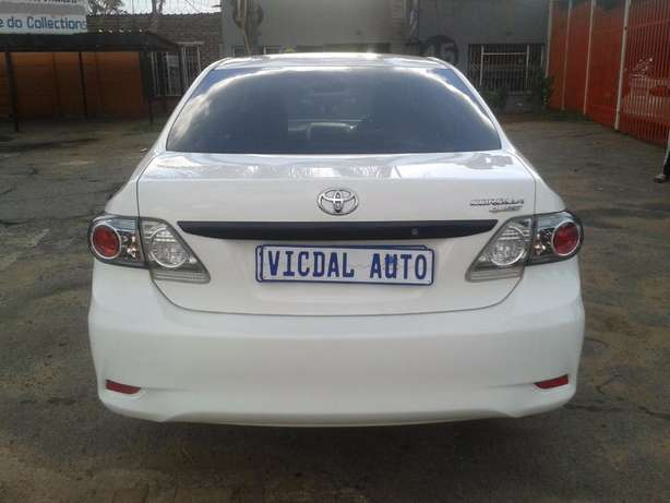 2014 Toyota Corolla 1.6 Quest For Sale R135000 Is Available Benoni - image 8