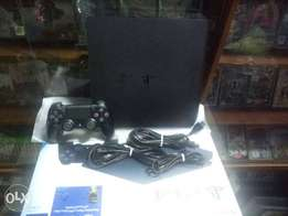 Slim UK used ps4 1tb console (like new)