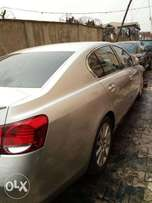 Lexus GS300. Clean Tokunbo America (Foreign Used)