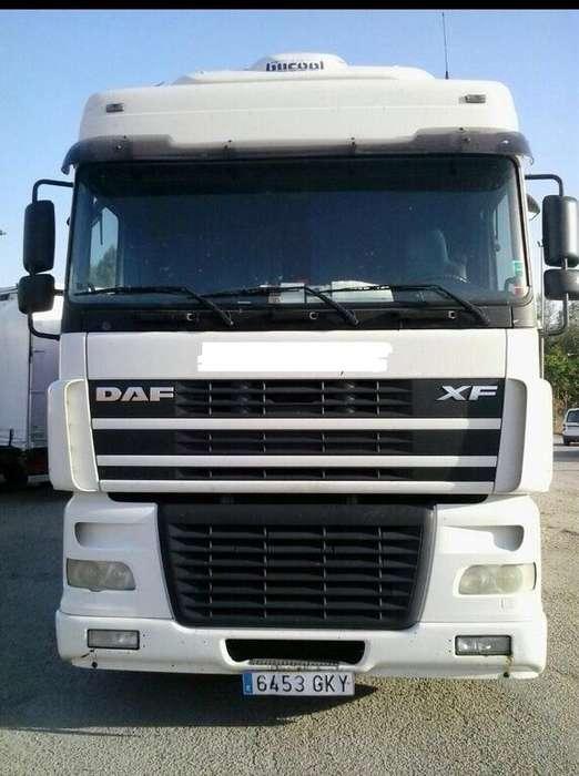 DAF Xf 95 430 Intarder - 2003