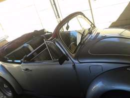 Snazzy Beetle Cabriolet