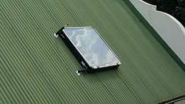 Solar Hot Water Geyser - SAVE up to 80% of your electricity bill