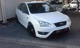 2006 Ford Focus St 2.5 3 Door