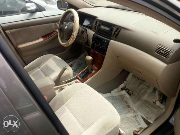 Foreign used 2006 Toyota corolla. Direct tokunbo Apapa - image 4