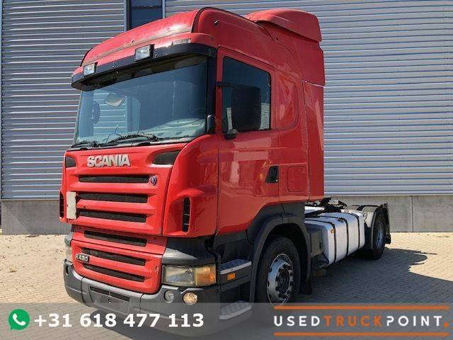 Scania R420 / Highline / Retarder / Opti Cruise / Euro 3 / Belgium - 2006