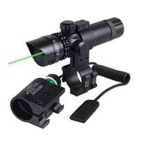 Tactical Green Laser Beam Dot Sight Scope